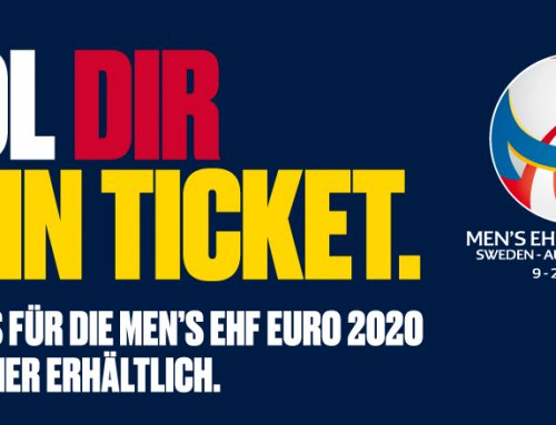 EHF EURO 2020: Start Ticketvorverkauf / Präsentation Maskottchen
